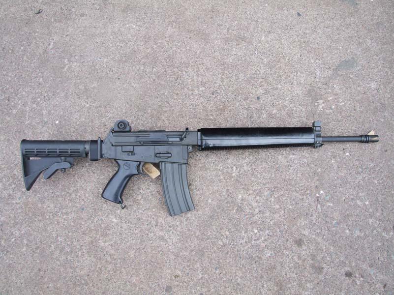 AR-180 Stock Adapter Type 1 | StormWerkz