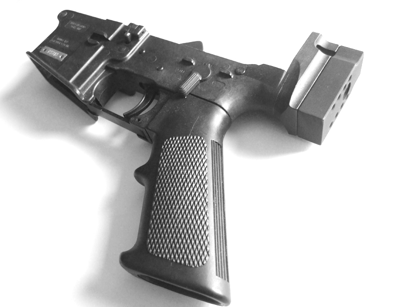 Vulcan arms v18 stock adapter type 1