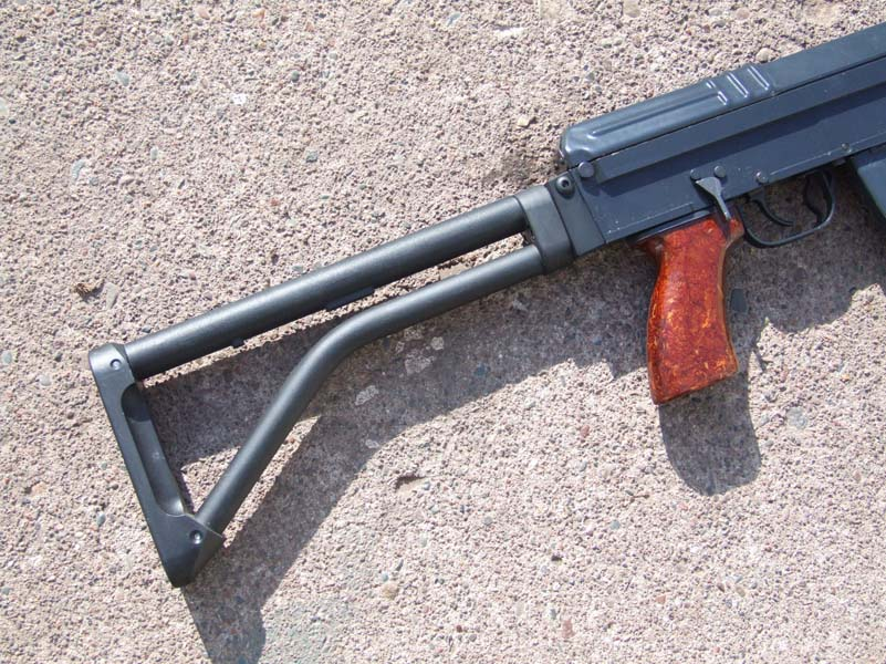 Vz-58 Stock Adapter, Type 3, Straight | StormWerkz