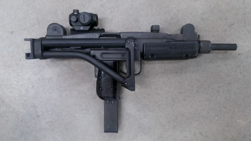 Uzi Stock Adapter Type 1