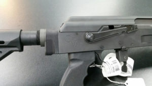 C39V2 Stock Adapter Type 1