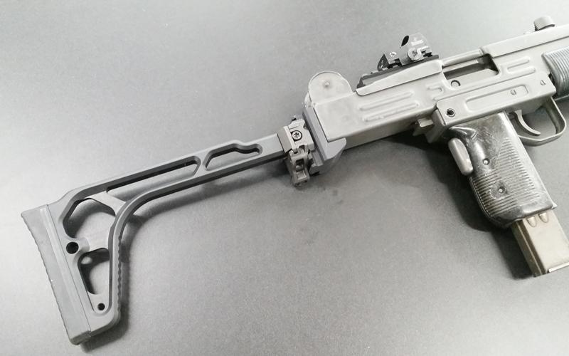 Uzi Stock Adapter Type 2